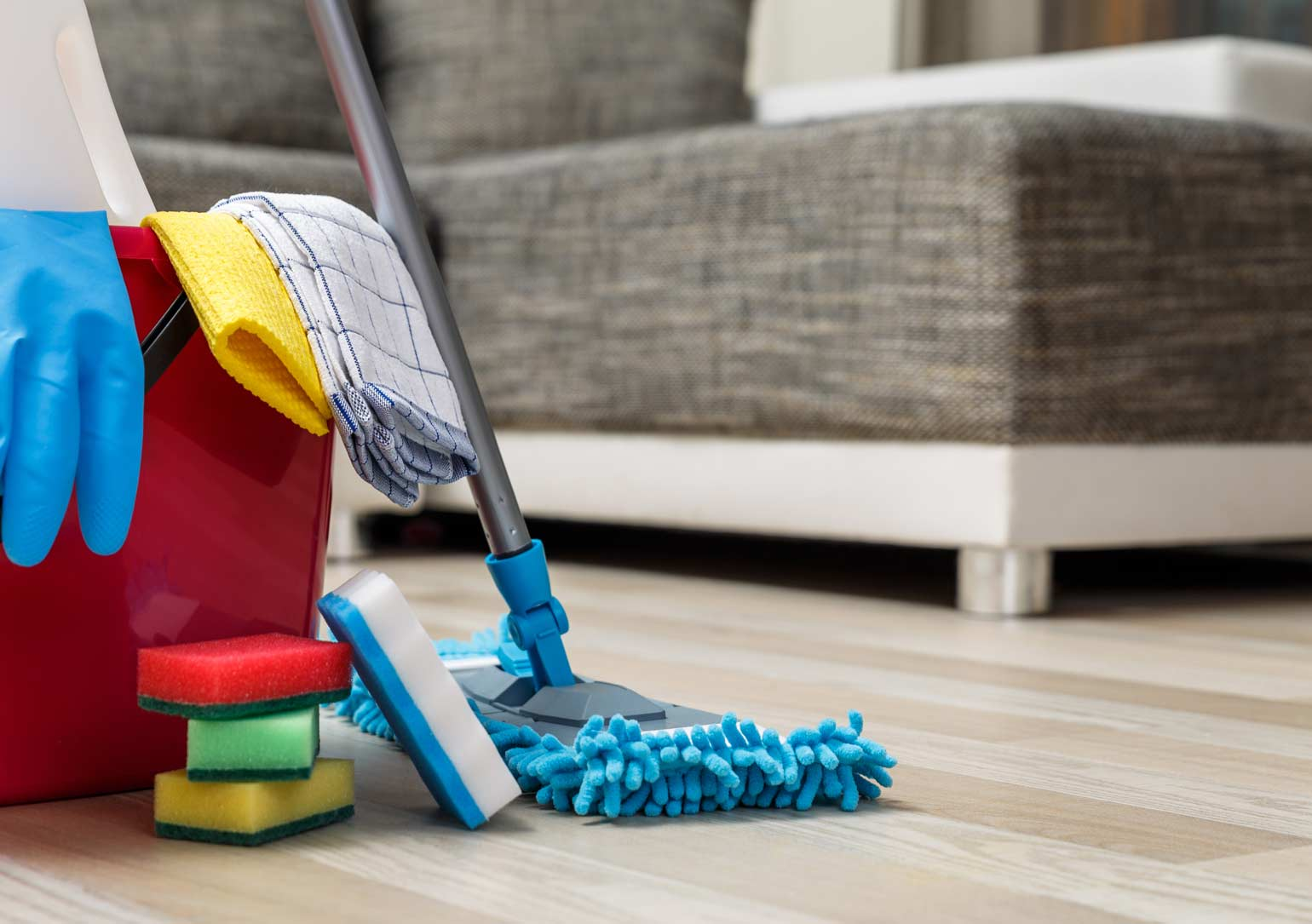 Domestic Cleaning services in Northampton