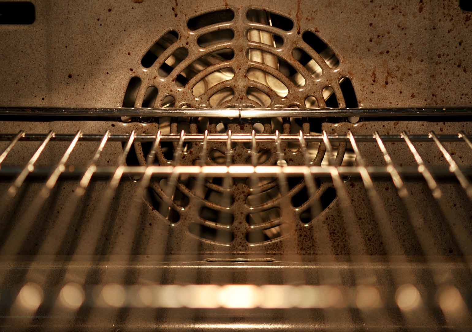 Domestic oven cleaning services in Northampton