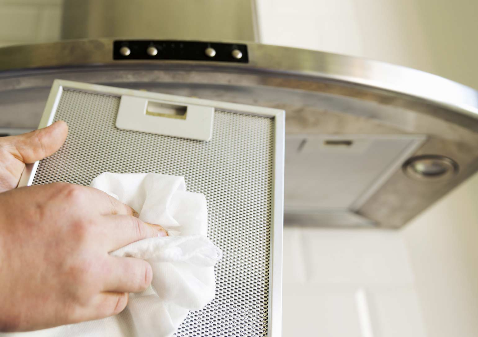Extractor Filters are fitted as standard with a professional oven cleaning service from Xtreme Cleaning in Northampton